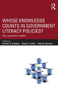 Whose Knowledge Counts in Government Literacy Policies